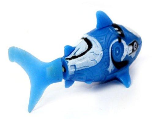 robo fish blue shark - 6