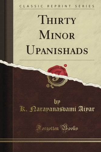 Thirty-Minor-Upanishads-Classic-Reprint