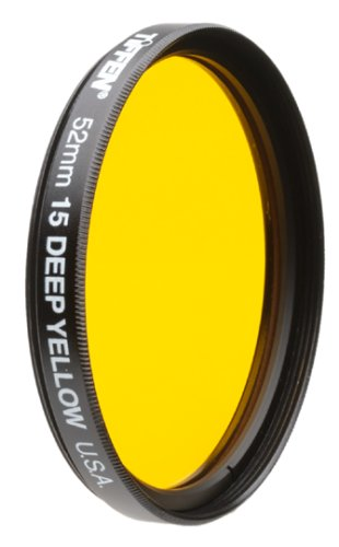 Tiffen 77mm 15 Filter (Yellow) by Tiffen