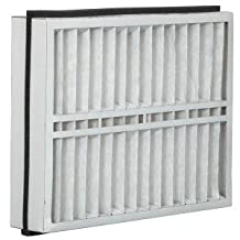 Eco-Aire Trane 21 x 26 x 5 MERV 13 Replacement Deep Pleat Air Condtioner Filter, Box of 2