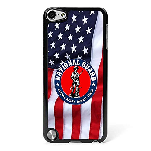 United States National Guard Phone Case Compatible iPod Touch 5th 6th Always Ready Always There Phone Shell Design