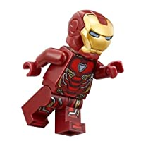 Minifigura LEGO Marvel Super Heroes Avengers Infinity War - Iron Man Tony Stark (76108)