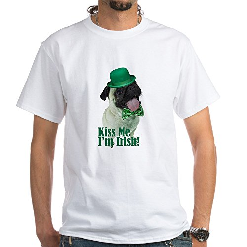 CafePress White T-Shirt - 100% Cotton T-Shirt, ()