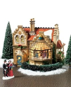 Department 56 Dept. 56 Dickens Village Christmas At Ashby...