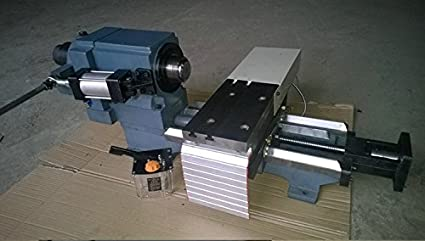 Macchina Per Lavorare Il Legno E I Metalli : Gowe mini telaio cnc tornio per legno metallo cnc macchina diy