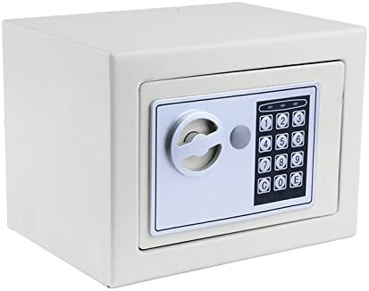 Meykey Caja Fuerte Electrónica Caja Fuerte Seguridad 230X170X170 ...