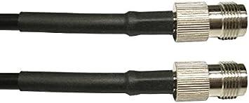Venteva TWS-195 - Cable coaxial de 50 Ohm, Ultra Baja pérdida ...
