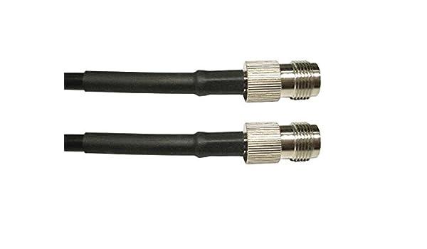 Venteva TWS-195 - Cable coaxial de 50 Ohm, Ultra Baja ...