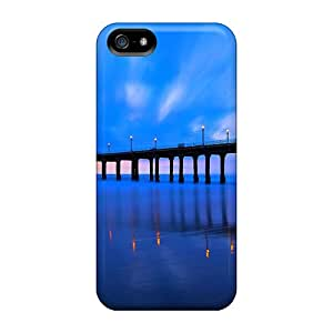 Excellent Design Lighted Pier Case Cover For Iphone 5/5s