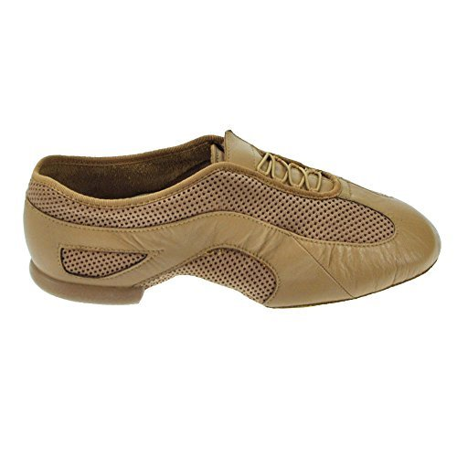 Slipstream Bloch Clair chaussures Jazz 485 Brun 5qTqp1wxr