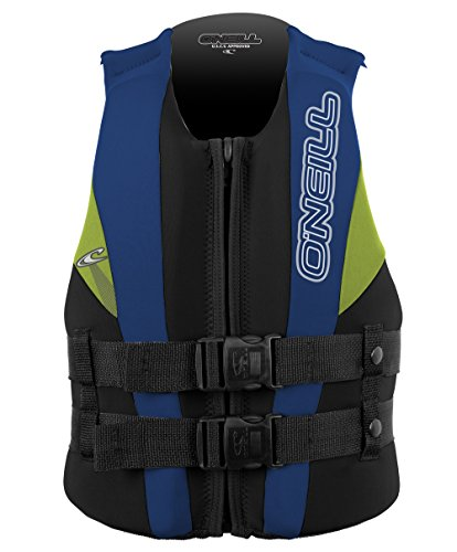 Black Kids Life Vest (O'Neill Child Reactor USCG Life Vest)