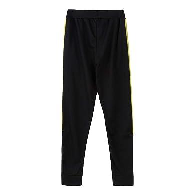Pantalones de chándal Sueltos Ocasionales de la Aptitud del ...