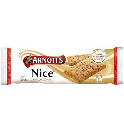 Arnott's Nice Biscuits 250g. -