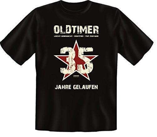 Zum 37 Geburtstag, Oldtimer / Jahrgang 1979, Humorvolles Herren Fun-t-shirts Geschenk zum Geburtstag mit Sprüche-Motiv:, ,