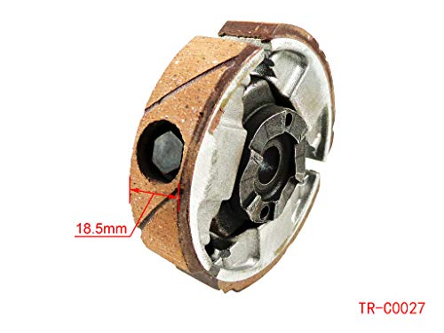 (Complete Performance Clutch Assembly for KTM50 KTM 50 Junior Senior Sx Pro Jr Sr Lc Mini Adventure Supermoto 2002-2010)