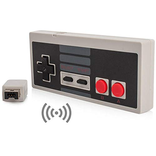 Rechargeable Wireless Controller - Nes Controller - Rechargeable