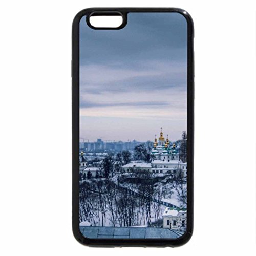 iPhone 6S / iPhone 6 Case (Black) moscow in winter
