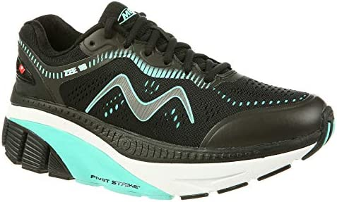 MBT USA Inc Women's Zee 18 Cushioned Running Shoes 702014-1169Y 1
