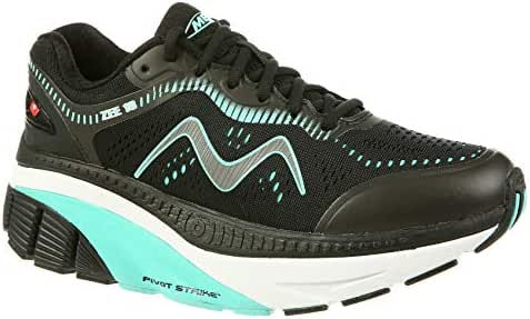 MBT USA Inc Women's Zee 18 Cushioned Running Shoes 702014-1169Y