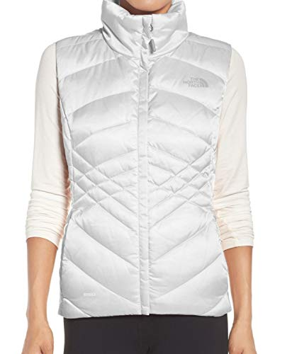 White Athletic Vest - The North Face Women's Aconcagua Vest - TNF White - S (Past Season)