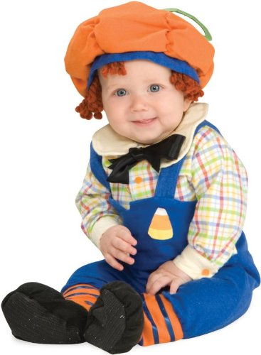 Rubie's Costume Boys Yarn Babies Ragamuffin Boy Costume, Multicolor, 6-12 Months