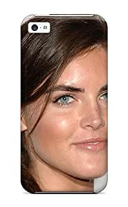 Anti-scratch And Shatterproof Hilary Rhoda Model Phone Case For Iphone 5c/ High Quality Tpu Case