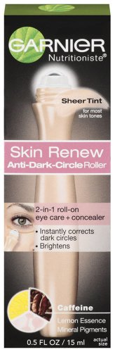 Garnier Skin Renew Anti-Dark Roller Eye Circle, Once 0,50 Fluid