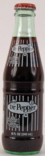 Dr pepper 8oz (6 bottles)