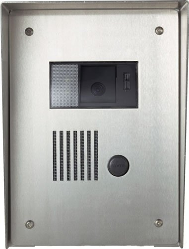 Vandal Door Station Stainless Steel - 5