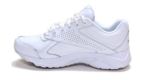 Reebok Paseo Ultra zapato Iv DMX Max Caminar White