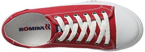 Erwachsene Soling Rot 06 Carmin Unisex Sneakers Romika 0AHqfcq