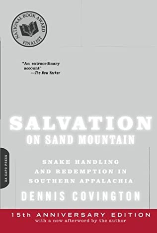 book cover of Salvation On Sand Mountain