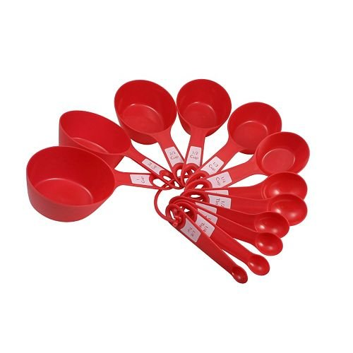 Take FarberWare Deluxe 12 Piece Measuring Cups & Spoon (12 Sizes) cheapest