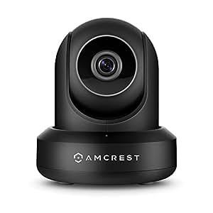 Amcrest IP2M-841 ProHD 1080P (1920TVL) Wireless WiFi IP Camera, Black