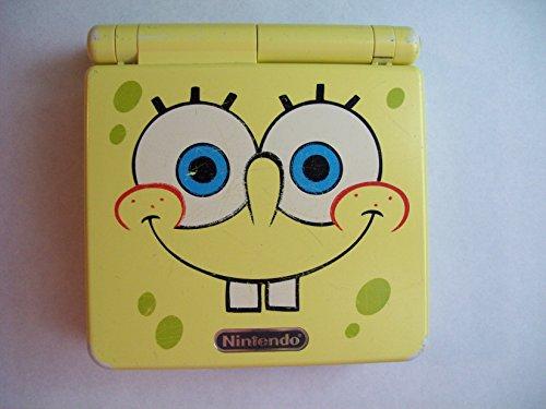 Gameboy Advance Sp- Limited Edition Spongebob Squarepants ()