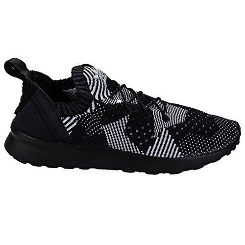 Adidas Originali Donna Zx Flux Adv Virtue Allenatori Core Us10 Nero