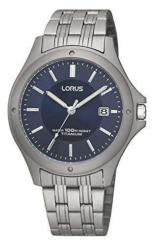Lorus - Wristwatch, Analog Quartz, titanio