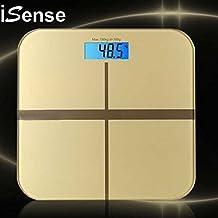 Bazaar Isense Universal Weighing Scale Electronic Balance Digital Body Fat Weigher Bathroom Scale