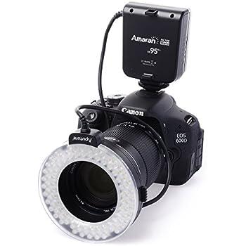 Amazon Com Aputure Amaran Halo Led Light Camera Amp Photo