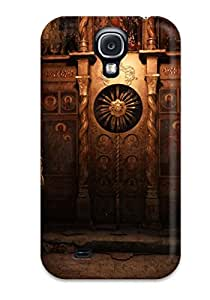 David J. Bookbinder's Shop New Cute Funny Metro Redux Case Cover/ Galaxy S4 Case Cover