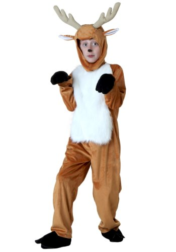 Child Deer Costumes (Big Boys' Child Deer Costume Small (6))