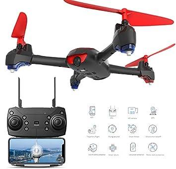 RCDNE Drone de Retorno automático de GPS con Aviones de Control ...
