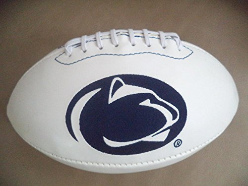 - PENN STATE NITTANY LIONS FULL SIZE LOGO FOOTBALL PERFECT FOR AUTOGRAPHS