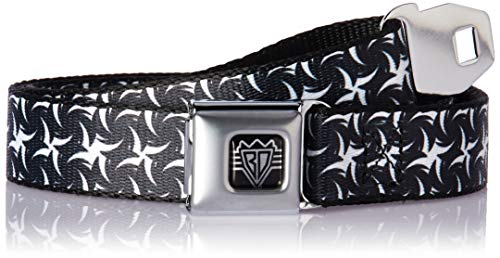 Belt Dakota South - Buckle-Down Men's Seatbelt Belt South Dakota Kids, Multicolor, 1.0