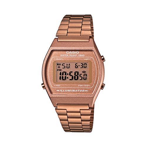 Casio Women's B640WC-5AEF Retro Digital Watch (Watch Woman Casio Digital)