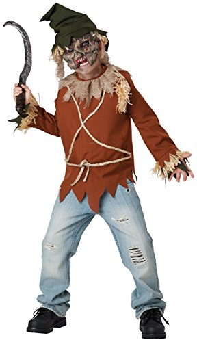 Psycho Scarecrow Child Costume - X-Large