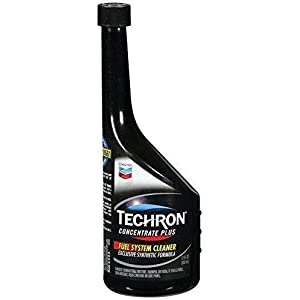 Chevron Techron CONCENTRATE PLUS complete Fuel System Cleaner Gas Treatment 10 oz.