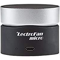LectroFan Micro Wireless Sleep Sound Machine and Bluetooth Speaker