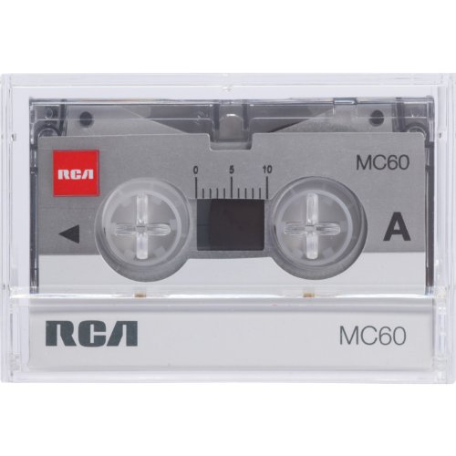 RCA RCTMC606 Micro Cassette Tapes (6 Pack)