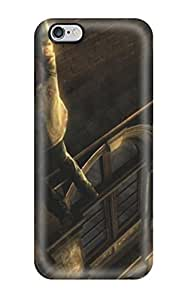 [bKAspuO1763ZCijy]premium Phone Case For Iphone 6 Plus/ Alone In The Dark Tpu Case CoverKimberly Kurzendoerfer